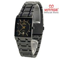 Jam Tangan wanita Mirage Hitam 7908L pH black