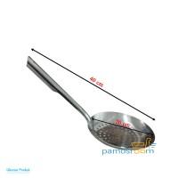 Pamos Serokan Mie Saringan Mie Ayam Pangsit Stainless Diameter 20cm