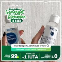 Instant Hand Sanitizer Antiseptik Cegah Virus/Bakteri