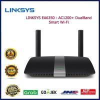 Cisco LINKSYS EA6350 AC1200+ Smart Gigabit Wireless Router Wifi Wi-Fi