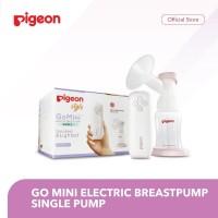 Pompa Asi Elektrik Pigeon GoMini Single Electric Breastpump