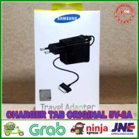 Charger Samsung Galaxy Tab 1 GT P1000 ORIGINAL 100% 5V 2A - Hitam