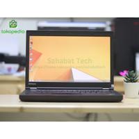 Laptop Bekas Lenovo Thinkpad T440p Core i5 PRO