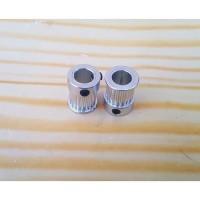 GT2 TIming Pulley 20 teeth bore 8mm belt 10mm