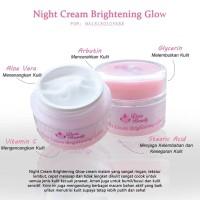 NIGHT CREAM BRIGHTENING GLOW DINZ