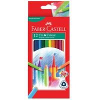 Faber-Castell Tri Grip Colour Pencil