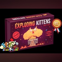 Exploding Kittens Party Edition ( Original ) - Party Pack
