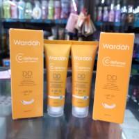 Wardah C - defense DD Cream SPF30 natural 20ml