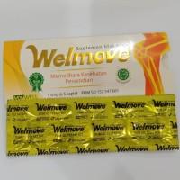 Suplemen makanan Welmove 5 kaplet
