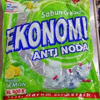 Sabun Cream Ekonomi Anti Noda LEMON EL 900 K||Sabun Colek Krim EL900 K