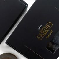 Kurma Ajwa Super Premium 1 kg Original Saudi Oleh Oleh Haji