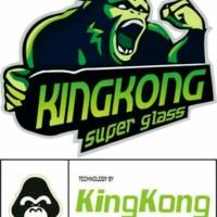 TEMPERED GLASS SCREEN GUARD 6D KINGKONG ORIGINAL IPHONE XS MAX