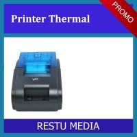 PRINTER KASIR THERMAL 58MM VSC TM-58UB SUPPORT MOKAPOS USB BLUETOOTH