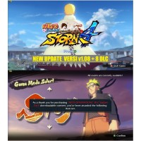 PC Games Naruto Ninja Storm 4 Road to Boruto
