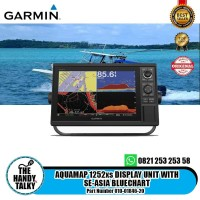 GARMIN AQUAMAP 1252xs DISPLAY UNIT WITH SE-ASIA BLUECHART 010-01846-20