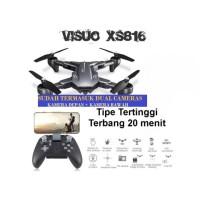 Visuo XS816 Dual 2 Camera Visuo Shark 20min Fly V-Sign Optical Flow