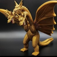 Ghidorah King Of Monster Zero Action Figure Godzilla