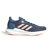 Sepatu Lari Wanita Adidas Solar Blaze Navy EF0818 B