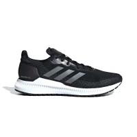 Sepatu Lari Pria Adidas Solar Blaze Black EF0815 B