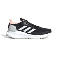 Sepatu Lari Wanita Adidas Solar Blaze Black EF0817 B
