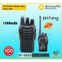 POFUNG 888s HT Handy Walkie Talkie 16CH UHF BF-888s