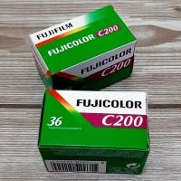Roll Film 35mm FujiFilm C200 FujiColor C200 Bukan Roll Kodak ColorPlus