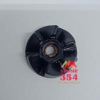 Drat Besar Gear Kopel Gigi Karet Pisau Blender Miyako National