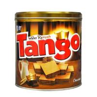 Wafer Biskuit Tango Cokelat Vanila Keju - chocolate vanilla cheese