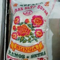 beras cap bunga 5kg