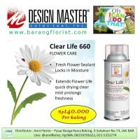Design Master Clear Life (660), Aksesoris toko bunga