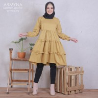 Tunik Armina/ Baju Menyusui / Atasan/ Nursing Dress / Nursing Wear
