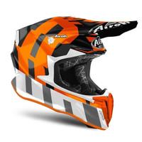 Helm Airoh Twist 2.0 FRAME Orange Matt Motorcross Motocross MX