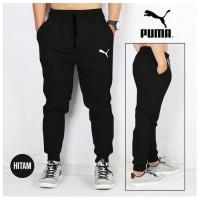 Celana Jogger Pants Puma Celana Training Sweatpants Keren Murah Gym
