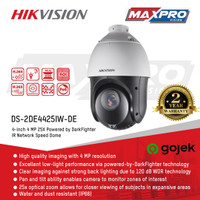 IP CAMERA PTZ HIKVISION DS-2DE4425IW-DE