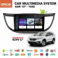 "Head Unit Double din Android ORCA 10"" ADR 1088 OEM CRV"