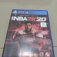 kaset PS4 PlayStation 4 NBA 2k20 2020 like new