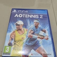 kaset PS4 AO tennis PlayStation like new