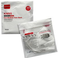 MASKER KN95 / MASKER MEDIS / SEPERTI 3M N95 READY