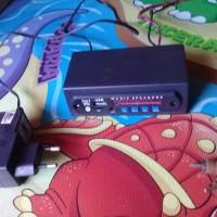 Mp3 usb memori, bluetooth & fm radio rakitan siap pakai
