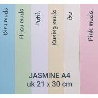 Kertas Jasmine A4 Per Pack 20 Lembar