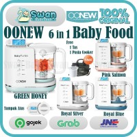 OONEW Baby Food processor 6 in 1 / Mpasi Bayi - Green Honey