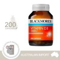 Blackmores Vitamin D3 1000IU 200 Capsules