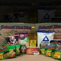 Paket Parcel Lebaran Sembako Murah Sesuai Request