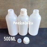 BOTOL LABOR 500ML / BOTOL AGRO 500 ML HDPE KIMIA / BOTOL PERTAN