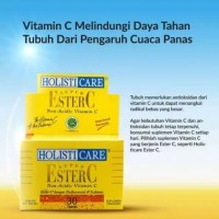 Holisticare Super Ester C 30 tablet