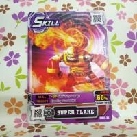hero of robots normal skill super flare ( wrestler ) versi 2