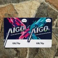 Voucher AXIS kuota internet AIGO 3GB 15 hari nasional