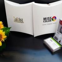 Amplop Miss Color