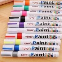 Spidol ban merk paint toyo