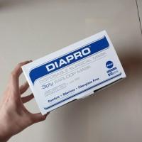 Masker Diapro 3ply. Kualitas terbaik